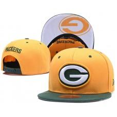 2018 NFL Green Bay Packers Snapback hat 5 LTMY