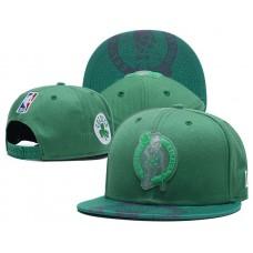 2018 NBA Boston Celtics Snapback hat 05062