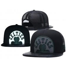 2018 NBA Boston Celtics Snapback hat 05063