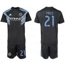 2018-2019 Men club New York City away 21 soccer jersey