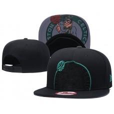 2018 NBA Boston Celtics Snapback hat GSMY8181