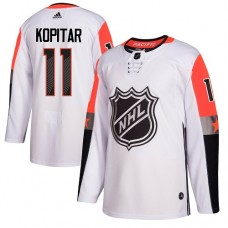Adidas Los Angeles Kings 11 Anze Kopitar White 2018 All-Star Pacific Division Authentic Stitched Youth NHL Jersey