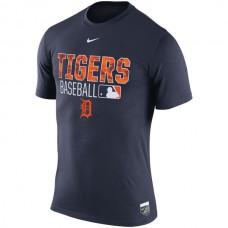 MLB Men Detroit Tigers Nike 2016 AC Legend Team Issue 1.6 TShirt  Navy