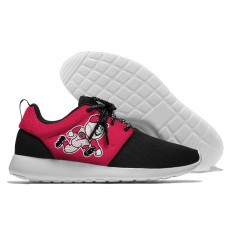 Men  Cincinnati Reds Roshe style Lightweight Running shoes