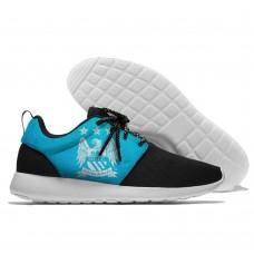 Men  Manchester City Roshe style Lightweight Running shoes 1
