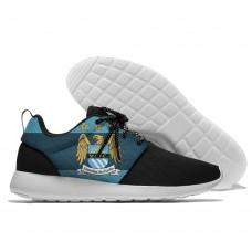 Men  Manchester City Roshe style Lightweight Running shoes 2