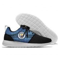Men  Manchester City Roshe style Lightweight Running shoes 3