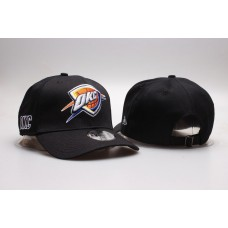 NBA Oklahoma City Thunder Snapback hat 201811253
