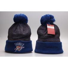 NBA Oklahoma City Thunder Beanie hot hat