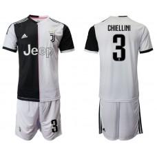 Men 2019-2020 club Juventus FC home 3 white Soccer Jerseys