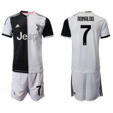 Men 2019-2020 club Juventus FC home 7 white Soccer Jerseys