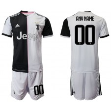 Men 2019-2020 club Juventus FC home white customized Soccer Jerseys