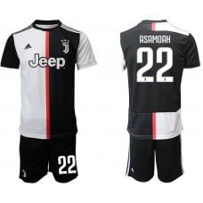 Men 2019-2020 club Juventus FC home 22 black Soccer Jerseys