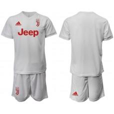 Men 2019-2020 club Juventus away white Soccer Jerseys