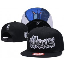 2019 NBA Memphis Grizzlies 2 Snapback hat