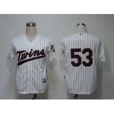 MLB Minnesota Twins 53 Blackburn Gream Jerseys