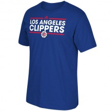 2016 NBA Los Angeles Clippers adidas Dassler T-Shirt - Royal