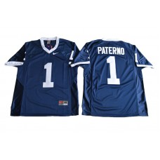 2017 Penn State Nittany Lions Joe Paterno 1 College Football Jersey - Navy Blue
