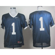 NCAA Penn State Nittany Lions No.1 Fan Navy Blue Nike College Football Jersey