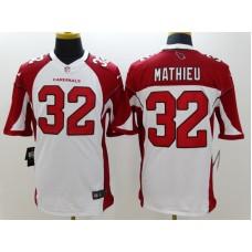 Arizona Cardicals 32 Mathieu White Nike Limited Jerseys