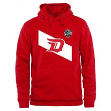 2016 NHL Detroit Red Wings 2016 Stadium Series Stripes Pullover Hoodie - Red