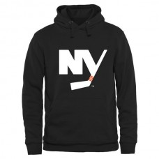 2016 NHL New York Islanders Rinkside Logo Pullover Hoodie - Black