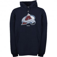 2016 NHL Reebok Colorado Avalanche Primary Logo Pullover Hoodie - Steel Blue