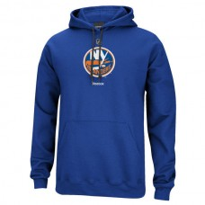 2016 NHL Reebok New York Islanders Primary Logo Pullover Hoodie - Royal Blue