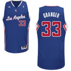 Adidas NBA Los Angeles Clippers 33 Danny Granger New Revolution 30 Swingman Blue Jersey