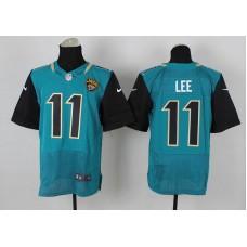 Jacksonville Jaguars 11 Marqise Lee Green 2014 Nike Elite Jerseys