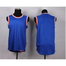 NBA New York Knicks Blank blue New Jersey
