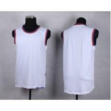 NBA New York Knicks Blank white New Jersey
